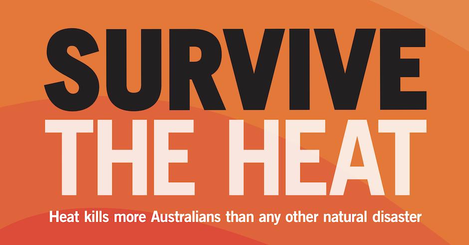 Bushfire, Extreme Heat and Heatwaves