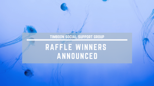 Raffle Winners Announced