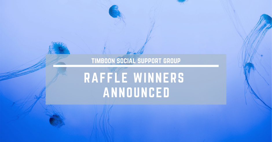 Raffle Winners Announced