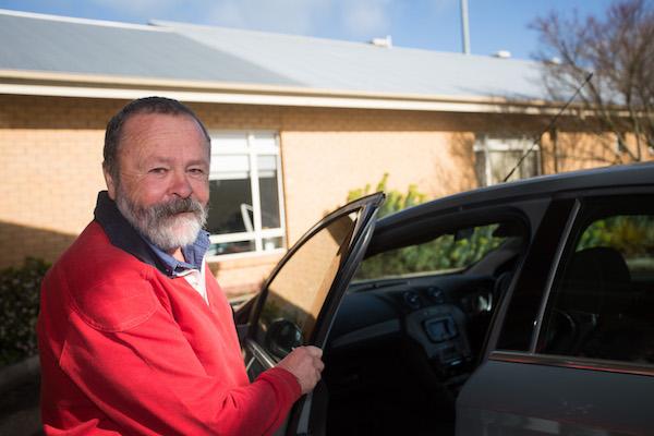 Community Transport Volunteer
