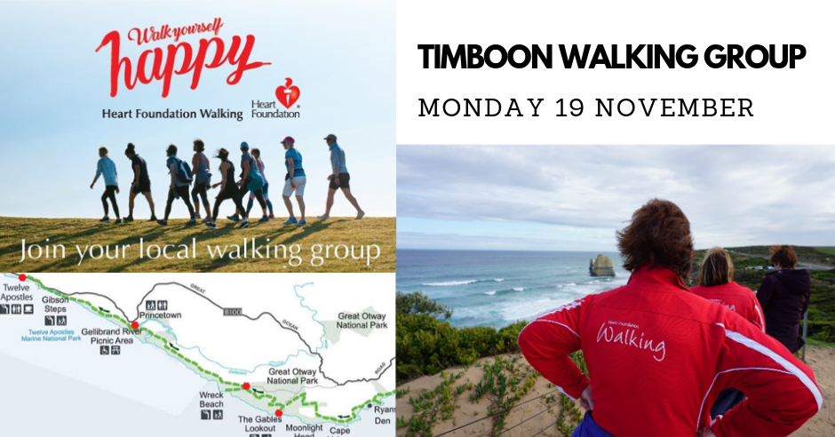 Timboon Walking Group