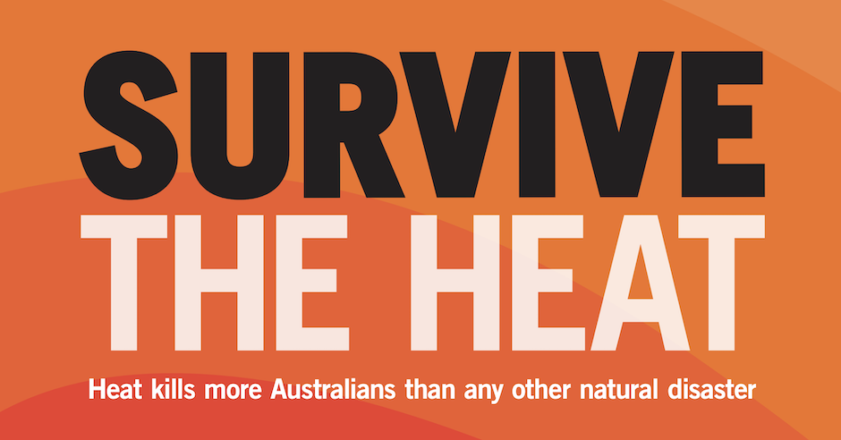 Bushfire, Extreme Heat and Heatwaves