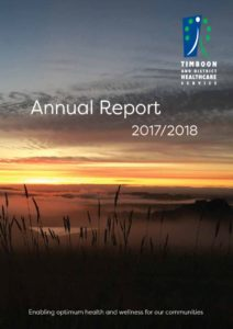 thumbnail of TDHS Annual Report 2017:18