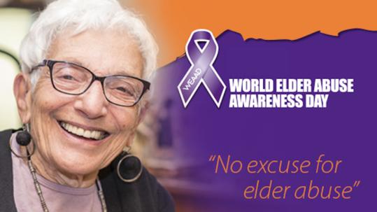 TDHS World Elder Abuse Day