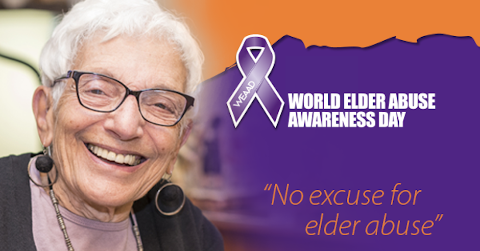 TDHS World Elder Abuse Day