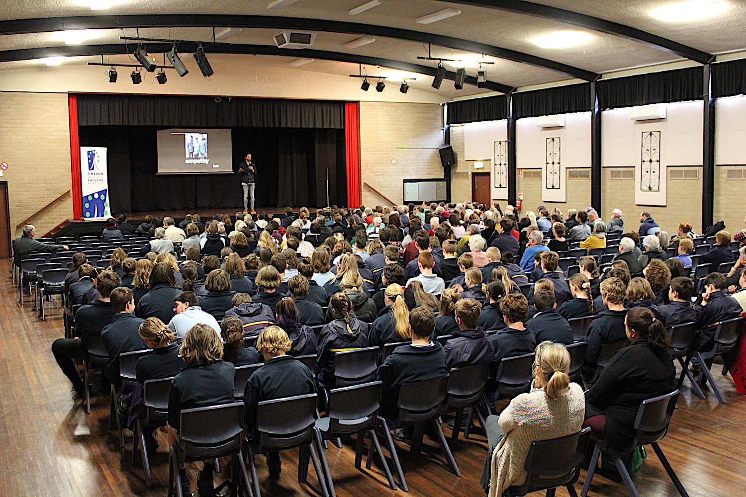 TDHS The Resilience Project