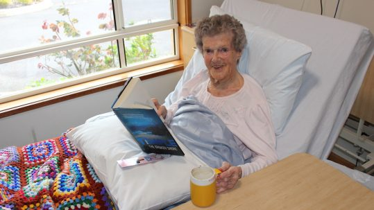 Pat Couch Respite Care TDHS