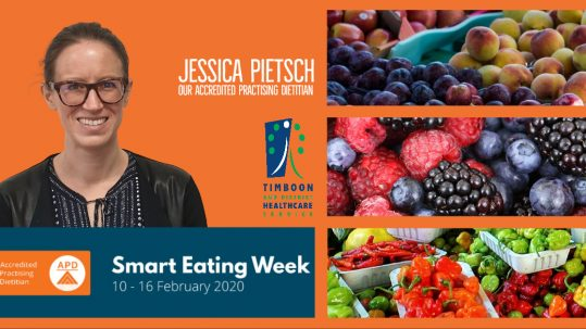 TDHS Smart Eating Week 2020