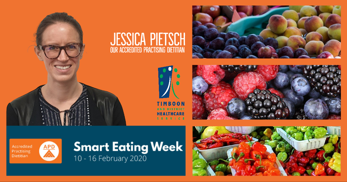 TDHS Smart Eating Week 2020
