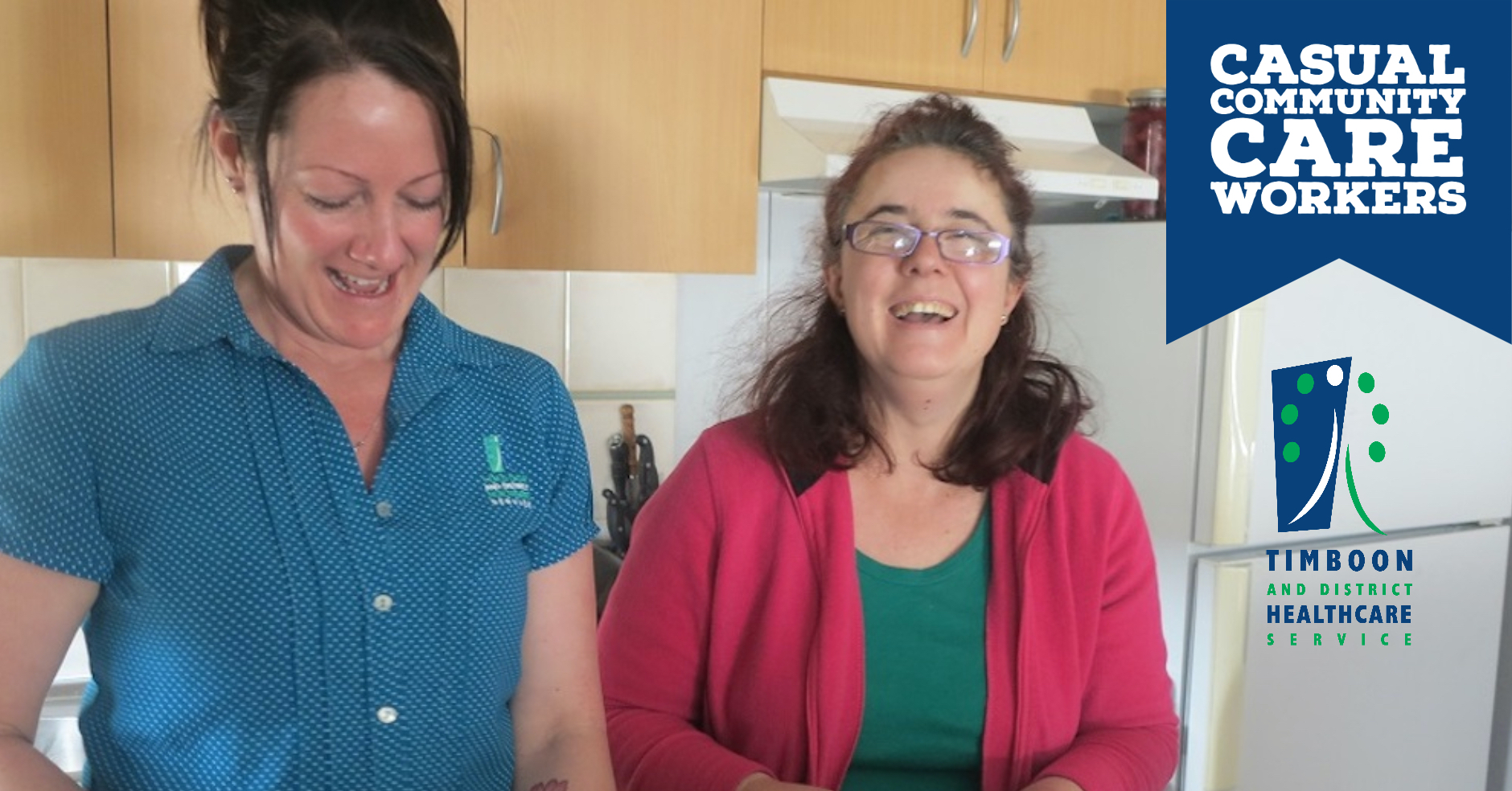 TDHS Casual Community Care Workers 2