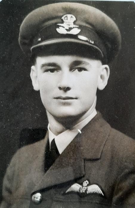 Flight Lieutenant Dennis Bettens RAF WWII
