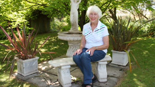 TDHS No Falls Month Joan McKenzie