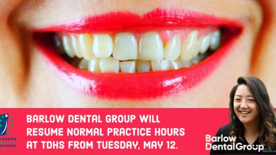 TDHS Barlow Dental Group