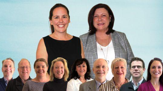 TDHS Board of Directors July 2020