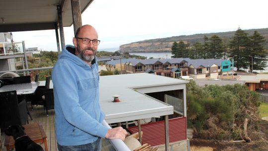 TDHS farewells long-serving board member Josh McKenzie