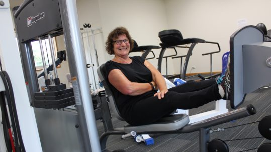 TDHS National Stroke Week Faye Searle