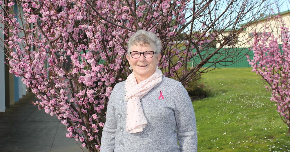 TDHS Julie Harkin Breast Cancer Awareness Month