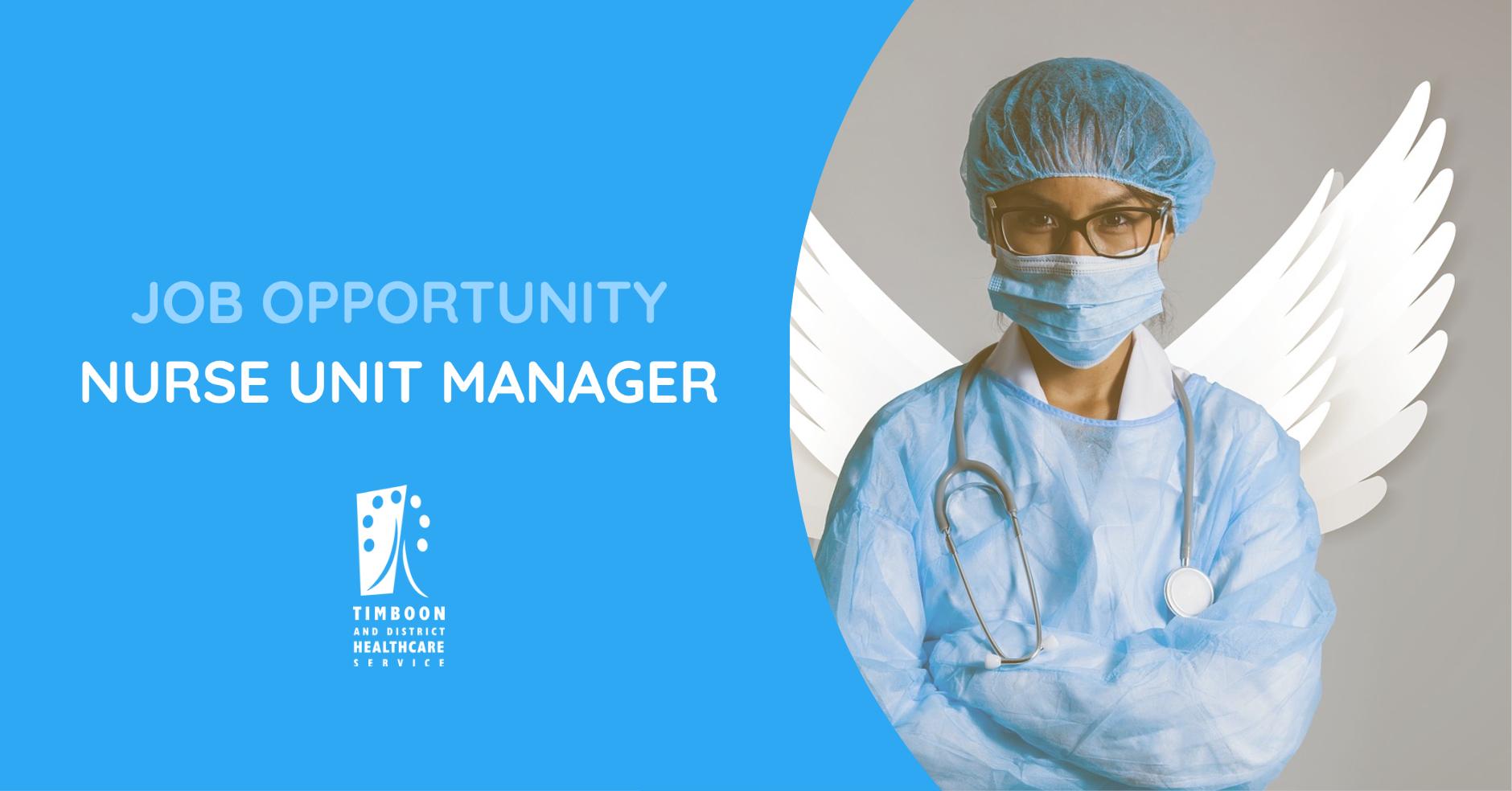 TDHS Nurse Unit Manager (NUM)