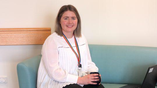 TDHS Social Worker Hayley Weel September 2020 web