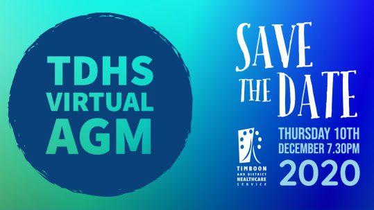 TDHS AGM 2020