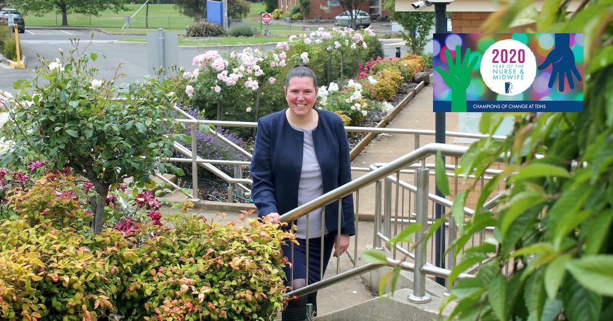 TDHS CEO Rebecca Van Wollingen web