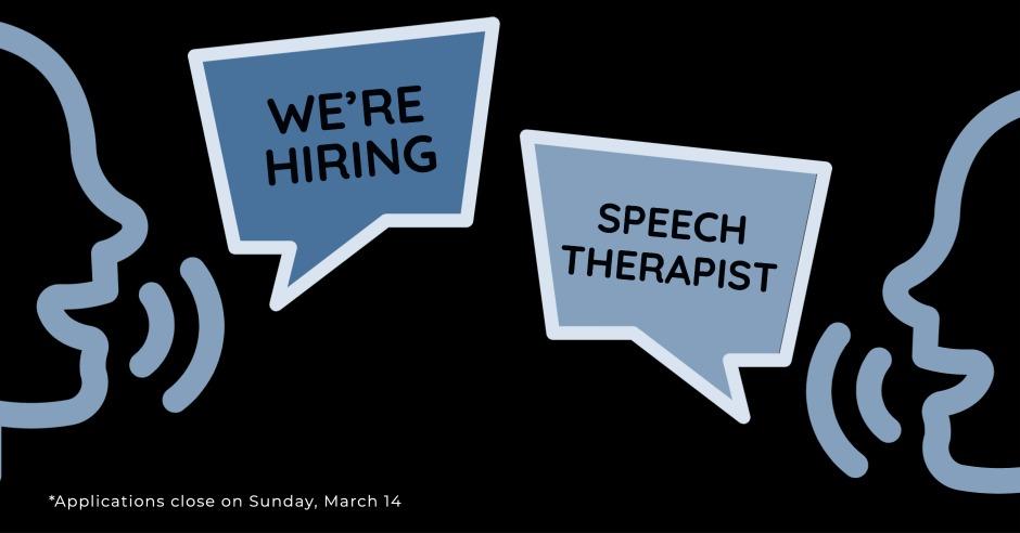 TDHS Speech Therapist