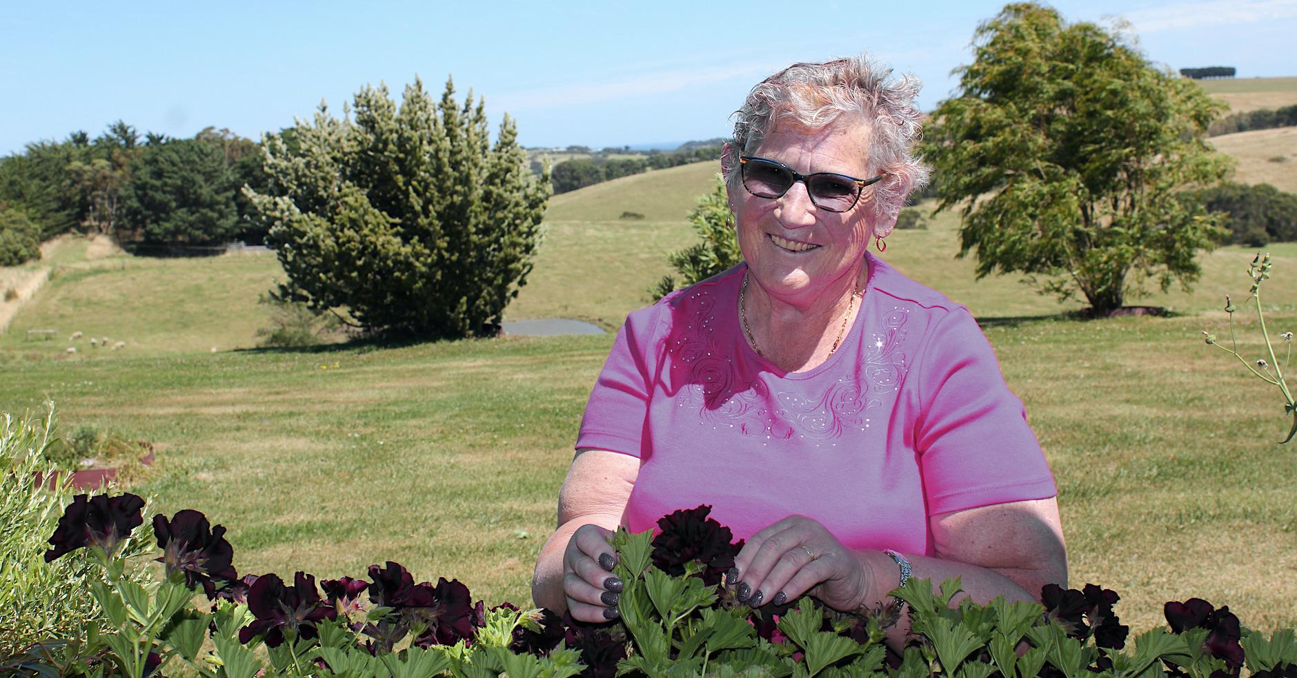 Purple Day for Epilepsy Faye Tregea