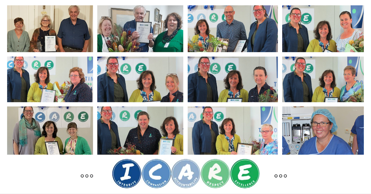 TDHS ICARE Awards 2021