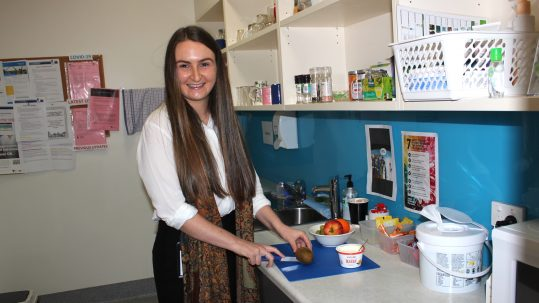 Food Allergy Week with dietitian Emily Boyle TDHS