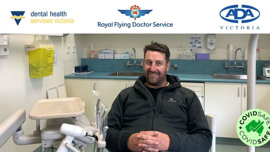 Flying Doctor Dentist is returning to Timboon
