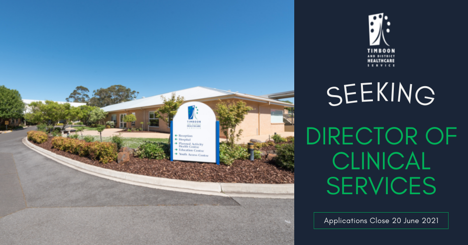 TDHS Director of Clinical Services
