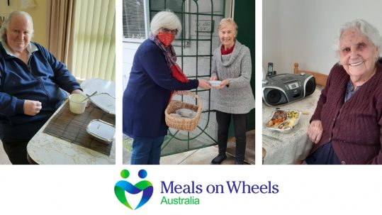 TDHS National Meals on Wheels Day 2021