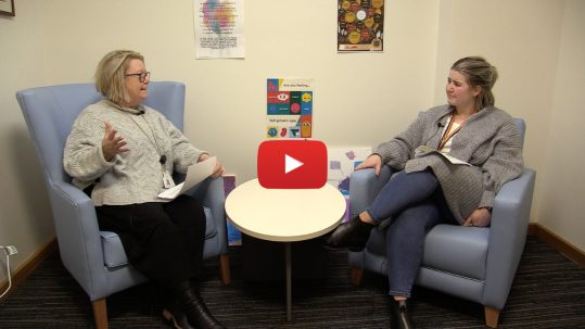 TDHS | Speaking of Anxiety with Sabine McKenzie and Hayley Weel web