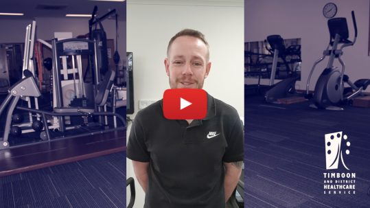 TDHS Tradies National Health Month with Exercise Physiologist James MacAuslan